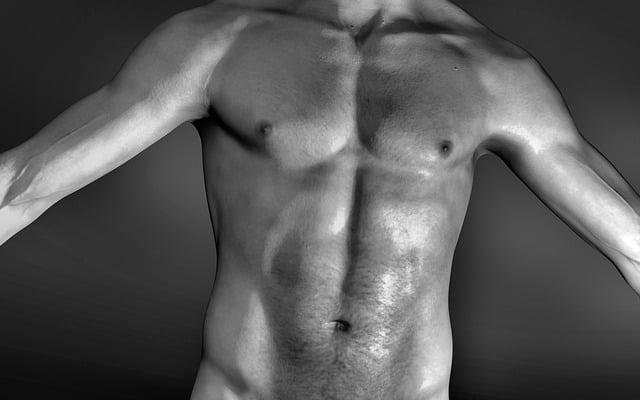 cómo es la abdominoplastia masculina